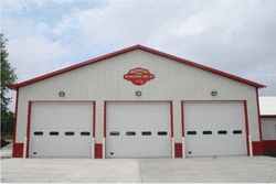 The New Fire Station
