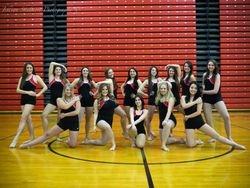 Dance Team 2013-2014