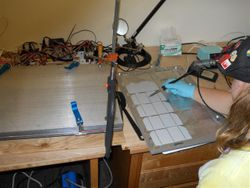 Soldering the Modules 2