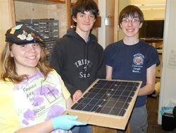 A Solar Module!