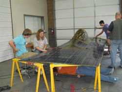Placing Solar Modules