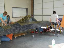 Placing Solar Modules 4