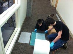 Making Solar Modules 3