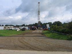 Drilling Site - Hamilton, NY