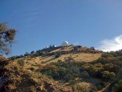 Mt Hamilton