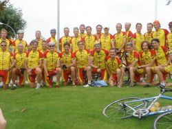 The Spanish Flyers - Vuelta a Espana 2006