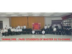 Most Paisu students of Master Su