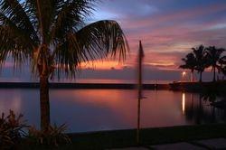 Palmas del Mar sunset