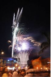 Bacolaudiat Fireworks