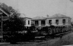 Old picture of Balay ni Tana Dicang