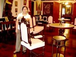 Lola Dicang's Living Room