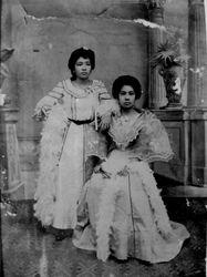 Lola Acion and Lola Mayang