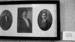 Portraits of Men Around Enrica