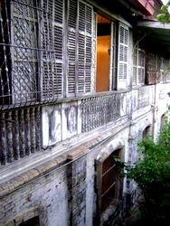 Side of the Balay Facing the Garden