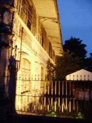 Beautiful Nightshot of the Balay