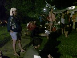 Mudpack festival concert