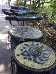 Nothing beats the rhythm of drums