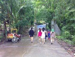 Mambucal Entrance