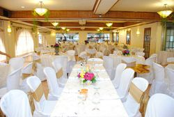 Wedding Reception at the Heritage Hall