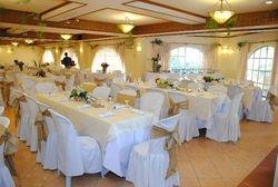 Wedding Set-up in Palmas del Mar's Heritage Hall