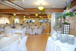 Wedding Reception in the Heritage Hall