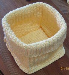 Small Stash Basket