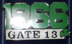 GATE 13 - 1966