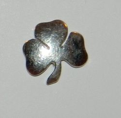 PIN OFFICIAL SILVER