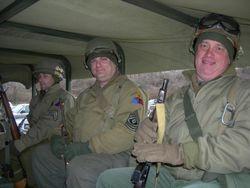12 December 2009, River Battle, Ft. Bellfountain, MO