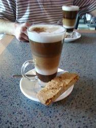 Paprika's Latte