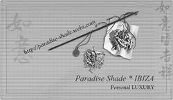 Paradise Shade IBIZA