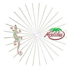 Paradise Shade - for Malibu