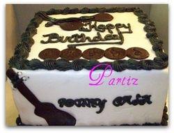 Guitar birthday!