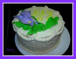 View of Cake
