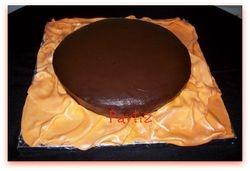 Reece's Groom Cake