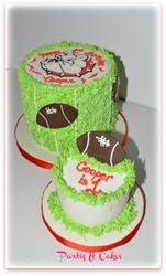 MS Bulldogs cake