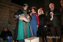 Paski zimski karneval 2012.-Tombola