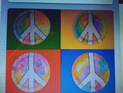 MLK PEACE PLATE