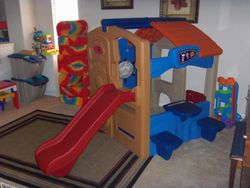 PLAYROOM #1 UPSTAIRS