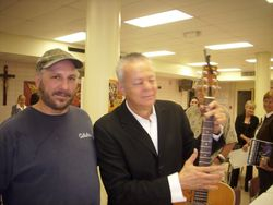 Me with Tommy Emmanuel