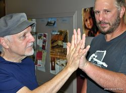 Me and Phil Keaggy
