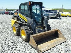 "2011 New Holland L220 skid steer loader with 72"" bucket. Very good condition, no damage, 815 Hrs, like new tires, has remote hookups. Fully enclosed cab with heat, air conditioning and stereo. Selling for $30,000.00"