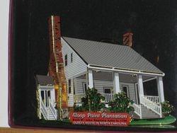 Sloop Point Plantation Ornament