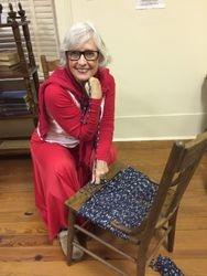 Lynda Stevens...weaver etc.