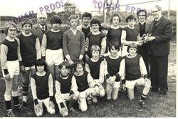 Under 11 Football Team