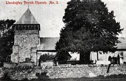 Llandegley Church