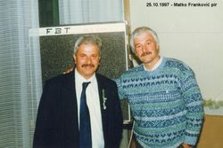 25.10.1997 - Matko Frankovic pir