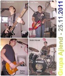 Grupa Ajlend - 2011
