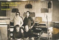 travanj 1980