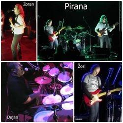 Grupa Pirana 2016